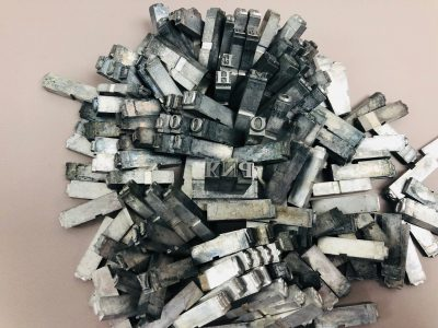 Print letter blocks