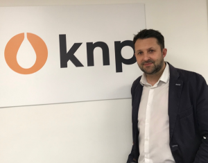 Andy McKenzie joins KNP