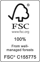 FSC accredited logo