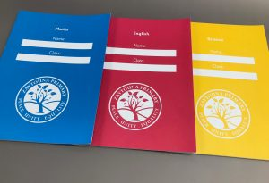School Exercise Books 1