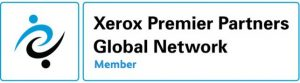 Xerox Premier Partner Member badge