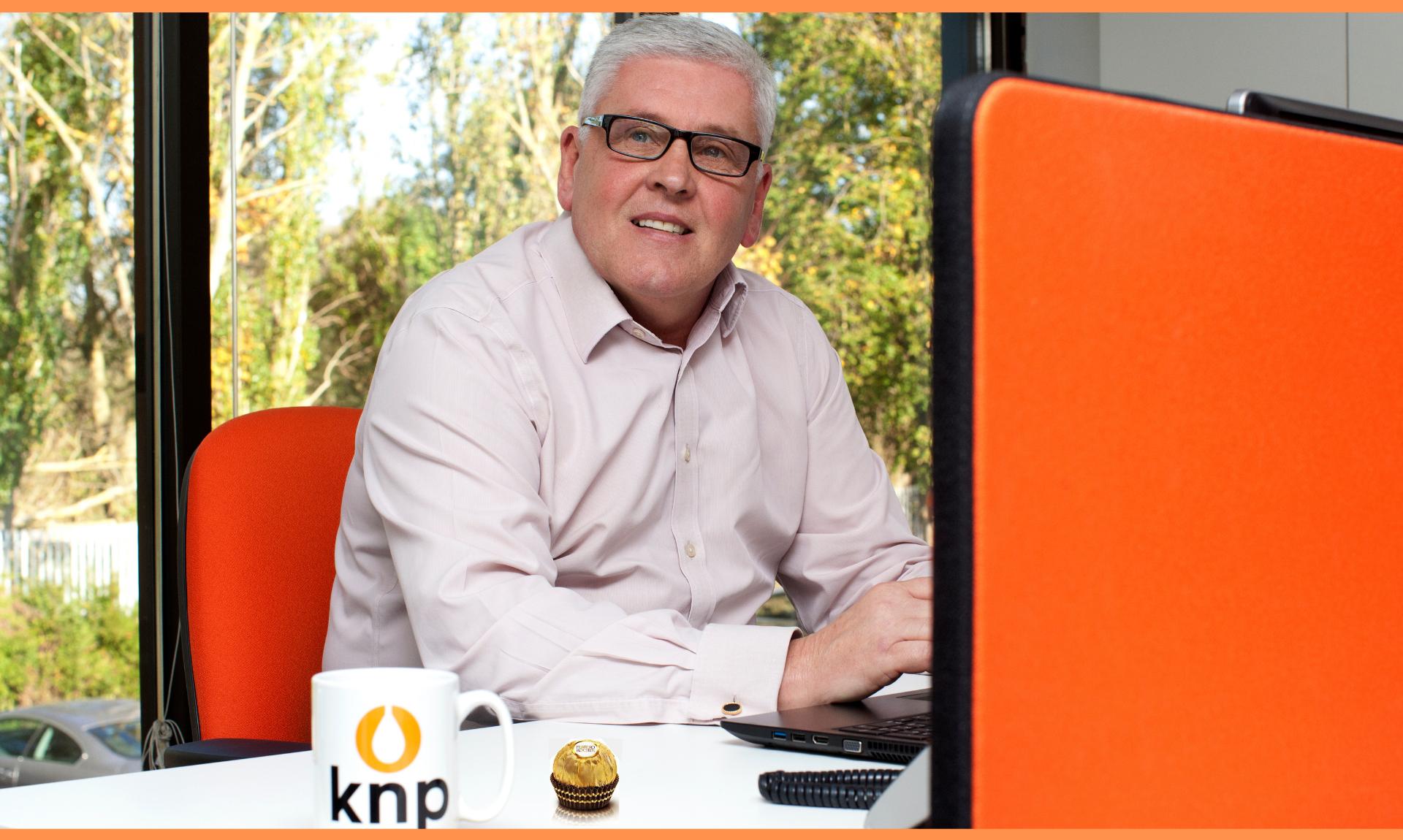 KNP | KNP Ambassador Tony Humblestone
