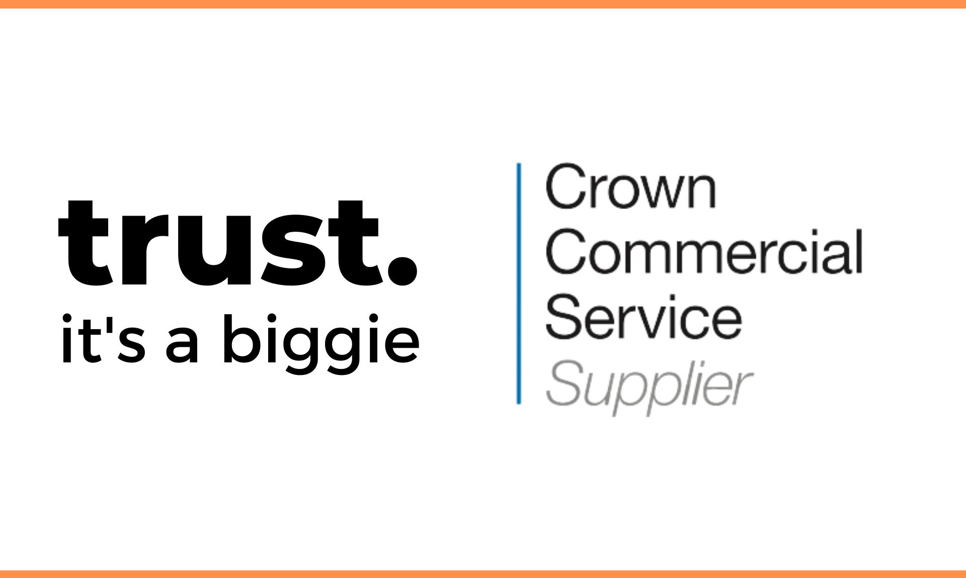 KNP | Crown Commercial Service trust us